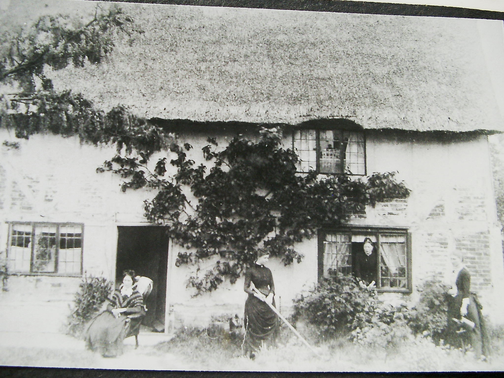 Orchard Cottage 1880