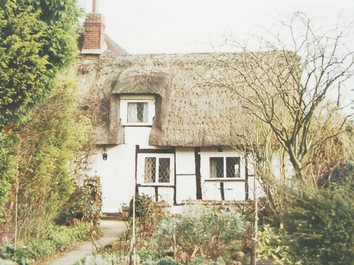 The house in the 1960's
