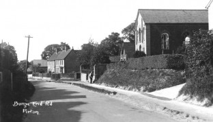 1940s Looking down High Street