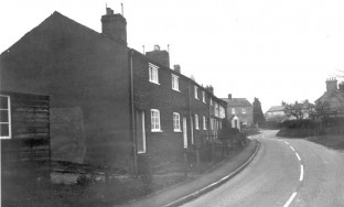 1979 Looking towards the Knoll