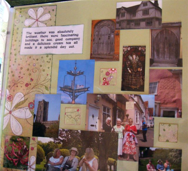 Group Outing to Lavenham and Long Melford
