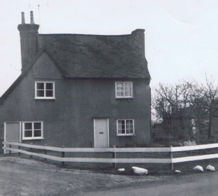 1967 The house was still divided into 2 cottages