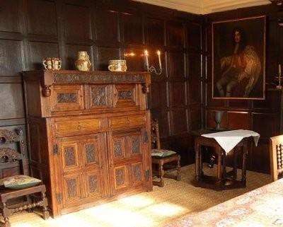 A court cupboard